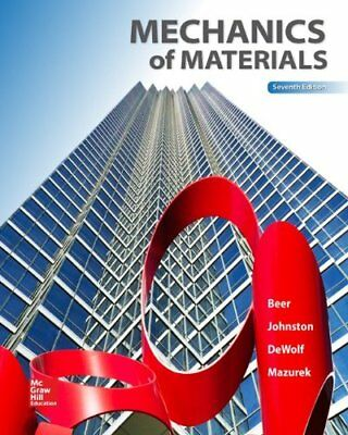 [PDF] Mechanics of Materials7th Edition by Ferdinand P. Beer - Email Delivery
