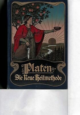 Platen - Die Neue Heilmethode  Supplement 1898