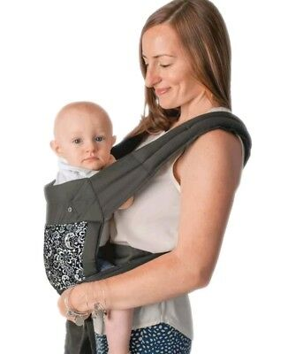 INFANTINO SASH wrap and tie baby carrier mei tai design