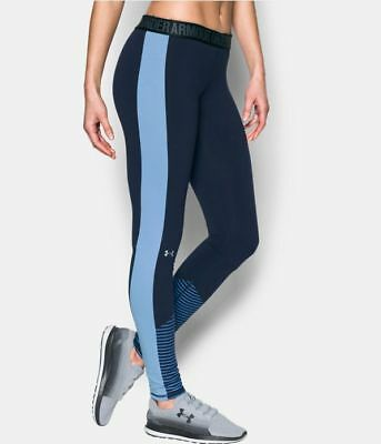 b6bc97d40f6616 UNDER ARMOUR Women's UA Favorite Graphic Fitted Leggings Pants NWT Size:  MEDIUM