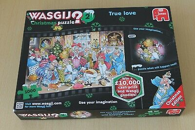 Wasgij Christmas No 2 True Love