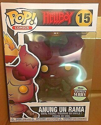 ANUNG UN RAMA 15 Funko SPECIALTY SERIES POP! Hellboy vinyl figure New In Package