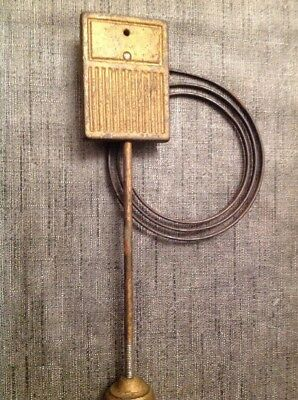 Antique Clock Chime Gong 215X115mm