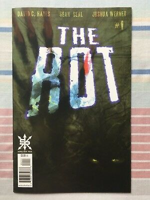 The Rot #1 • 1st Print • Source Point Press