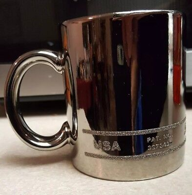 Snap On 10oz Metallic Coffee Mug Cup Stein