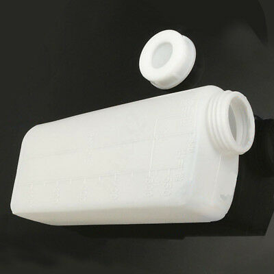New Mixing Stroke 20:1 25:1 Chainsaw Container White Bottle Fuel Petrol 600ml