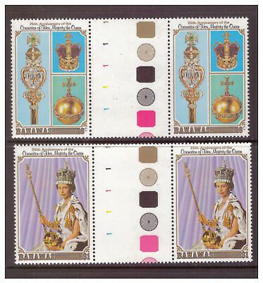 Bahamas MNH 1978 Queen Elizabeth II  set mint stamps cylinder,traffic light