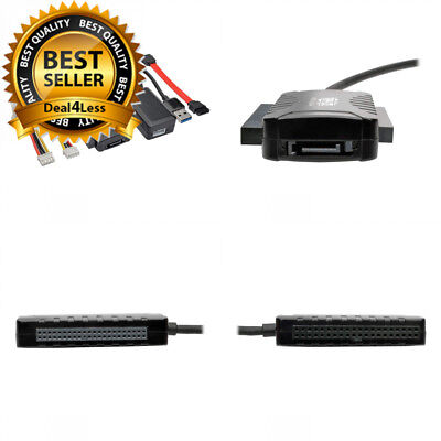 Tripp Lite USB 3.0 SuperSpeed To SATA / IDE Adapter W/ Built-In USB Cable 2.5in