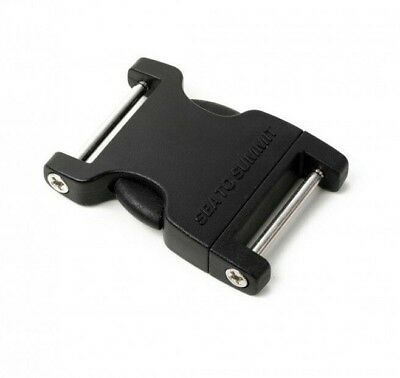 Sea To Summit Field Repair Buckle - Side Release 2 Pin, 3 Sizes Available
