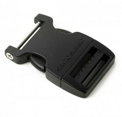 Sea To Summit Field Repair Buckle - Side Release 1 Pin, 2 Sizes Available