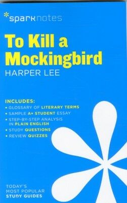 To Kill a Mockingbird by Harper Lee (SparkNotes Literature Guide) (...