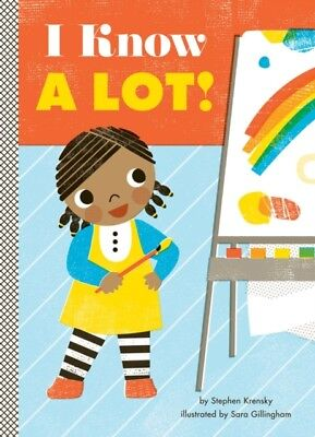 I Know a Lot! (Empowerment Series) (Board book)