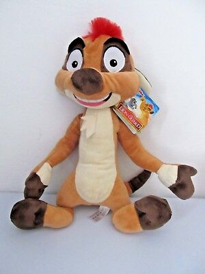 Disney Junior The Lion Guard Plush with tag 12""