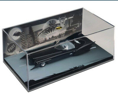 Batman Black & White #3 Batmobile 1:43 IXO Altaya Eaglemoss
