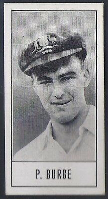 Barratt-Test Cricket Ers (Series A 1956)-#20- Queensland - Burge