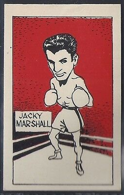 Cummings-Famous Fighters-#26- Jacky Marshall