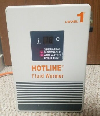 Smiths Industries Hotline Fluid Warmer HL-90