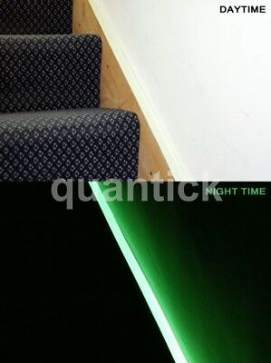 Glow In The Dark Tape Egress Tape Photo luminescent Safety Exit Marking Tape 10m
