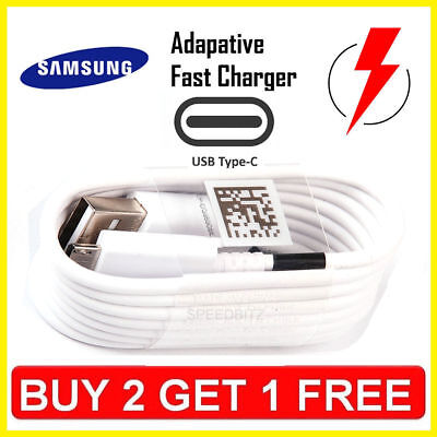 New Samsung Galaxy S9 / S9+ S8 Plus  Type C USB-C Sync Charger Charging Cable UK