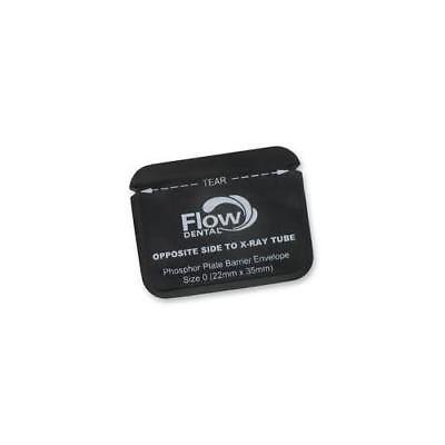 Flow X-Ray Dental 80161 Safe 'n' Sure OPT PSP Barrier Envelopes #2 250/Pk