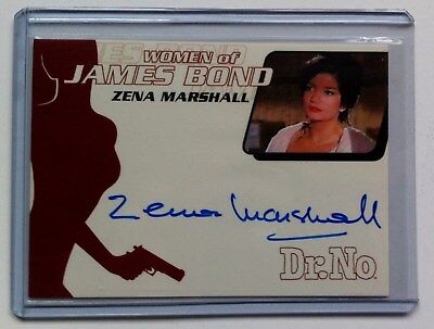 """2003 6 Card /""""Women Of MI6/"""" Chase Set M1-M6 The Women Of James Bond In Motion"""