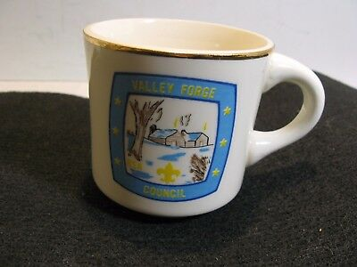 Bsa Boy Scouts Coffee Mug Cup Valley Forge Council