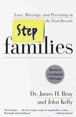 Stepfamilies by James H. Bray 9780767901031 (Paperback, 1999)
