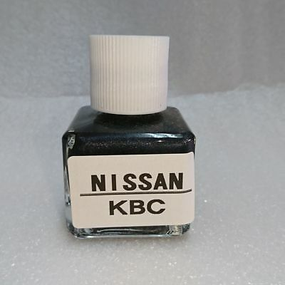For Nissan Touch Up Kit Paint Color Code # KBC Metallic Slate/ Oxide Gray Metal