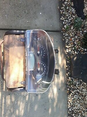Holden Vy Commodore Series 2 V6 Dash Cluster