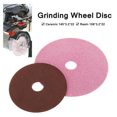 Wheel Chainsaw Sharpener Grinding Disc Replacement For Grinder 3/8 & 404 Chain