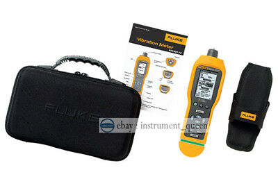 Fluke 805 FC Vibration Meter mechanical troubleshooting and maintenance