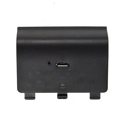 1200 mAh Rechargeable Controller Battery Pack for Xbox One Black F7A1