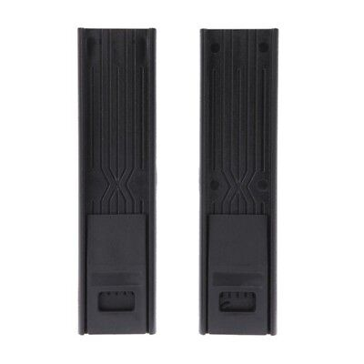2pcs Reed Case for Clarinet Sax Saxophone Protect Holds 4 Reeds X7S6