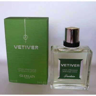 After Shave Guerlain Vetiver 125 Ml New Boxed