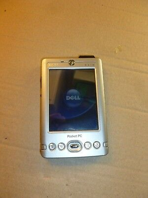 Dell X30 PDA Retro Film TV Prop with Case Working Pocket PC AXIM