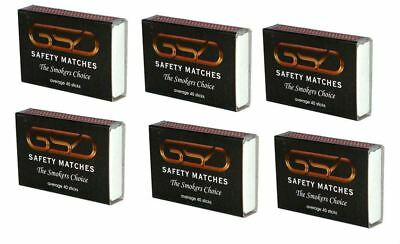 GSD Child Safety Matches Small x 100