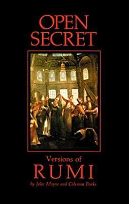 Open Secret: Versions of Rumi by Jelaluddin Rumi (Paperback, 1995)