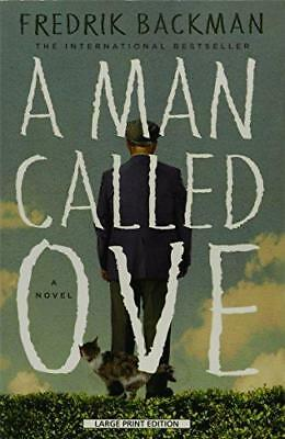 A Man Called Ove by Fredrik Backman (Paperback, 2016)