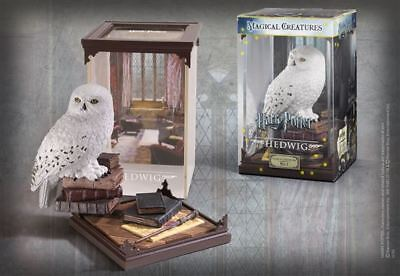 Noble Collection - Harry Potter Magical Creatures - Eule Hedwig - Statue - Neu