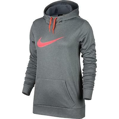 dc9f9a66ed408 NIKE WOMENS TEAL Therma All Time Hoodie S M L - $39.88 | PicClick