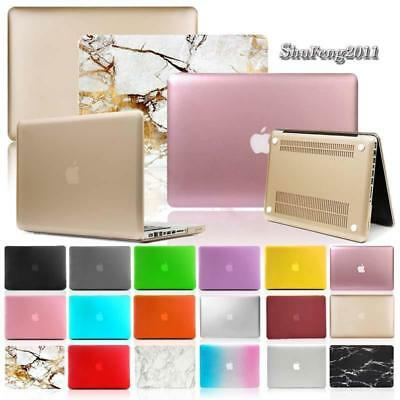 Matte Hard Rubberized Case Cover For Apple Macbook White (A1342) 13-inch