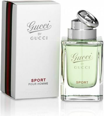 Guccu By Gucci Sport After Shave 50 Ml New Boxed