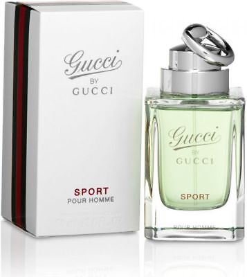 Gucci By Gucci Sport Edt 30 Ml New Boxed