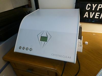 Crystal Clear Microdermabrasion Machine. Beauty Salon Equipment. Serviced