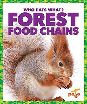 Forest Food Chains by Rebecca Pettiford (Hardback, 2017)