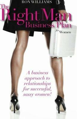 The Right Man Business Plan for Women by Ron Williams (Paperback / softback,...