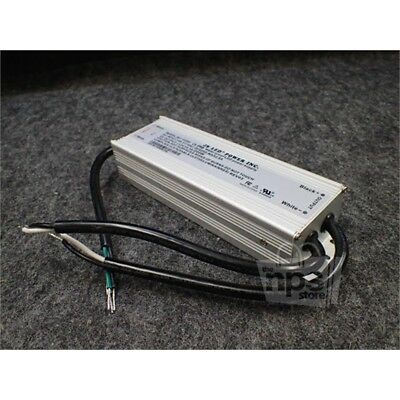 JS LED Power Inc. MJ-12200 LED Power Supply, 100-277VAC, 12VDC, 200W