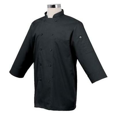 Chef Works 3/4 Sleeve Chef Coat Jacket - All Sizes & Colors