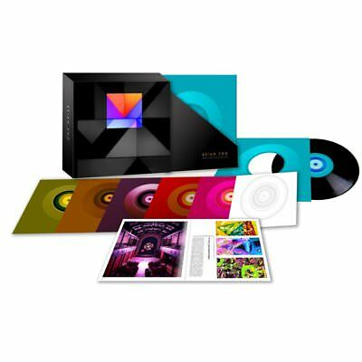 Brian Eno - Music For Installations (Limited Edition 6Cd Box)  6 Cd New+