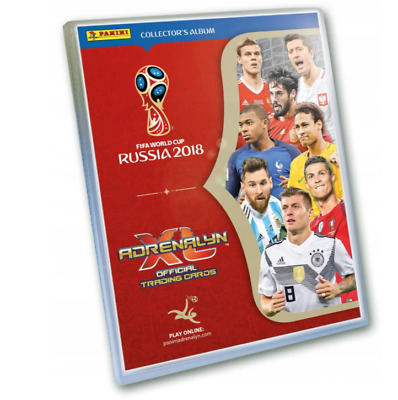 TRINKS - Limited Edition FIFA 365 2017 update PANINI ADRENALYN XL